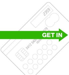 Getin UP – Aktywna Karta: 50 PLN za przeniesienie konta i dokonanie 5 transakcji kartą miesięcznie