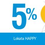 Idea Bank znów podwyższa oprocentowanie Lokaty Happy!