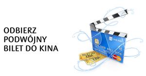 Odbierz podwójny bilet do kina (o ile masz kartę PKO BP)