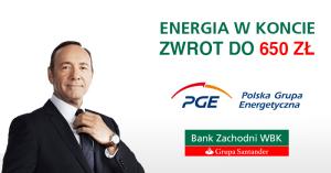 """Promocja """"Energia w Koncie"""": 10% zwrotu od rachunków za prąd w BZWBK"""