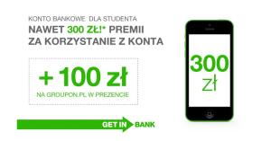 400 zł w promocji Aktywna Karta od Getin Bank. Jakie są haczyki?