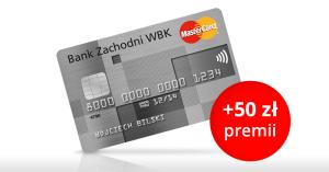 Nawet 50 zł za transakcje kartą kredytową BZWBK