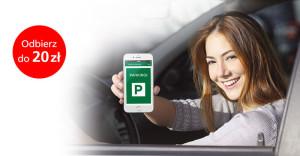 20 zł zwrotu za parkowanie dla klientów BZWBK