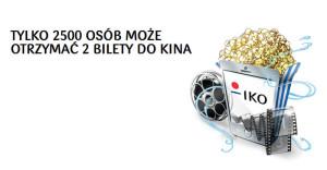 PKO BP i Inteligo: 2 bilety do Cinema City za doładowanie telefonu w Orange