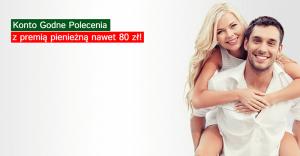 Promocja BZWBK z 70 + 10 zł premii równieżna grouponie