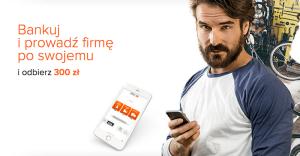 ING: 300 zł za otwarcie Konta Direct dla Firmy i przelewy na ZUS