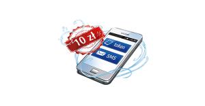 10 zł za zmianę autoryzacji SMS w PKO BP