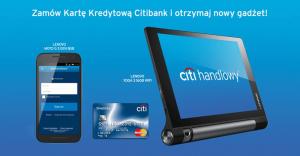 Citibank na grouponie: tablet Lenovo Yoga Tab 3 lub telefon Moto G trzeciej generacji za wyrobienie karty Simplicity!