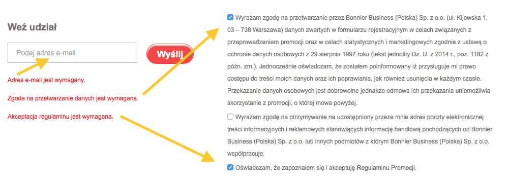 PKO BP: 100 zł za Konto za zero - zgody