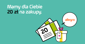 Uruchom PayU Express i zyskaj 20 zł na Allegro