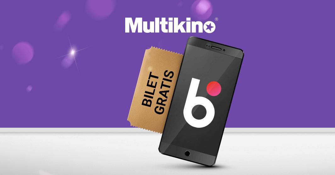 BLIK: Bilety do Multikina gratis za płatność