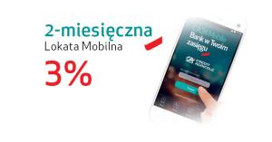 Lokata Mobilna 3% Credit Agricole