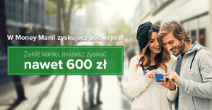 Bierzesz udział w MoneyManii? Sprawdź, czy upoważniłeś bank do przekazania danych organizatorowi!