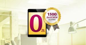 1500 zł dla firm od Alior Banku