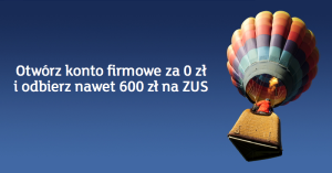 mBank: 600 zł na ZUS za założenie mBiznes konta Start lub Komfort