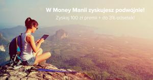 Money Mania: 100 zł za założenie Konta Zośka Pro (z oprocentowaniem 3% w skali roku!)
