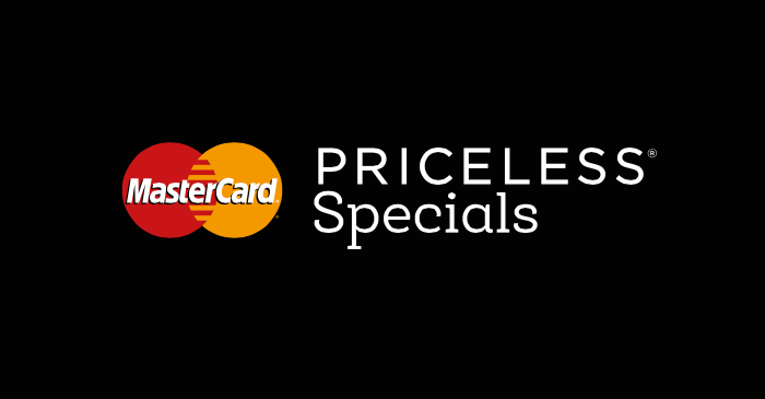 MasterCard Priceless Specials na Black Friday - nagrody o połowę taniej