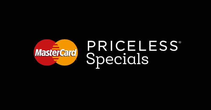 MasterCard Priceless Specials na Black Friday - nagrody o połowę taniej