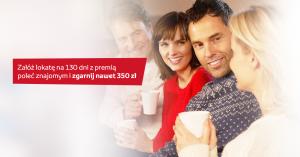 Do 350 zł za założenie lokaty Plan Depozytowy na 130 dni (2,5%)