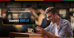 Money Mania 8 - 600 zł od mBanku