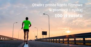 mBank: 100 zł za założenie mBiznes konta Standard oraz brak opłat przez 24 miesiące
