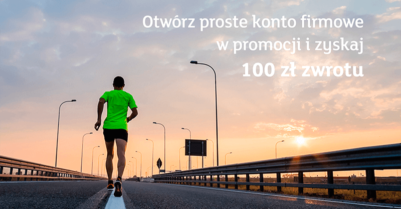 100 zł za założenie mBiznes konta mBanku