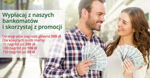Nawet 500 zł za wypłaty z bankomatów BZWBK dla klientów obcych banków!