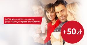 Promocja przedłużona: 100 zł za założenie lokaty Plan Depozytowy na 130 dni w Toyota Bank