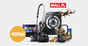 Citibank: Bon o wartości 400 zł do wydania w sklepie mall.pl za wyrobienie bezpłatnej karty kredytowej Simplicity