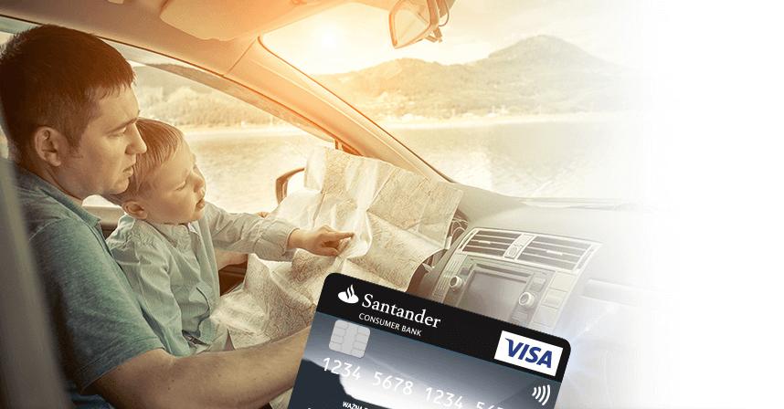 TurboKARTA: 3% moneyback za paliwo od Santander
