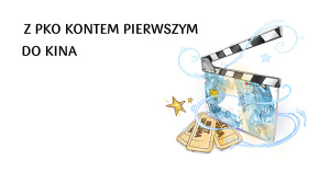 Z PKO Kontem Pierwszym do kina