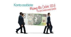 Przenieś konto do Credit Agricole i zgarnij 100 zł