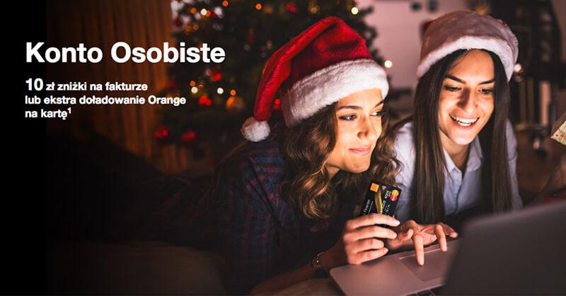 Orange Finanse: 10 zł zwrotu dla klientów Orange