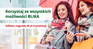 Jesień z BLIKiem: 20 zł za 5 transakcji od BZWBK