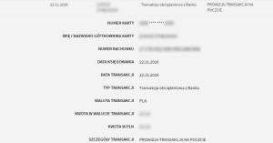 Płacisz kartą na poczcie? Uważaj na… opłaty! Raiffeisen Polbank pobiera je… 3 miesiące po wykonaniu transakcji!