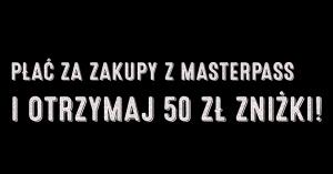 MasterPass: zniżki w sklepach Frisco.pl, Muve.pl oraz Doladowania.pl