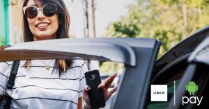 Uber: 50% zniżki na 10 przejazdów dzięki Android Pay
