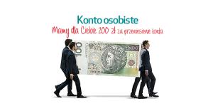 Przenieś konto do Credit Agricole i zgarnij 200 zł