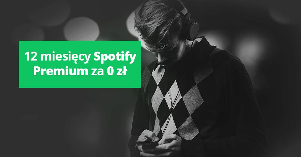 240 zł za Spotify Premium + 200 zł do empiku za kartę kredytową Citibanku