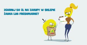 nju mobile: 50 zł do Żabki lub Freshmarketu za aktywację numeru