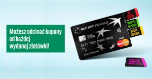 Walizka lub bon Sodexo za wyrobienie karty mamBonus oraz 5000 punktów na start w BGŻ BNP Paribas