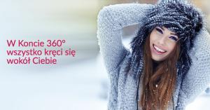 100 zł na empik.com za założenie Konta 360° w Banku Millennium