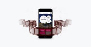 Telefonem się opłaca: bilety do kina za płatności mobilne HCE w Banku Millennium
