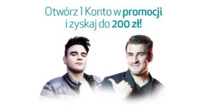200 zł za założenie 1 Konta w promocji mobilnej Credit Agricole (+200 zł za przeniesienie!)