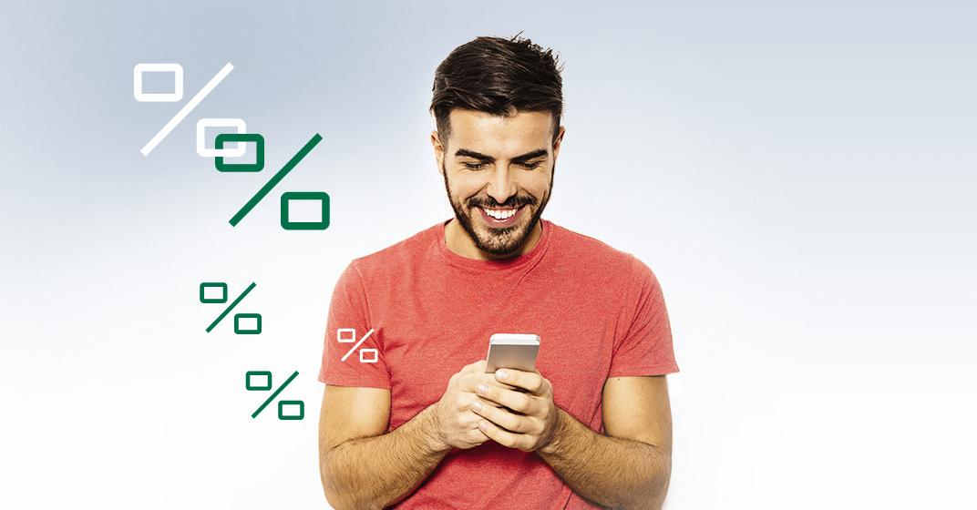 Wyższe oprocentowanie (2% do 100 000 zł) na koncie oszczędnościowym BZWBK