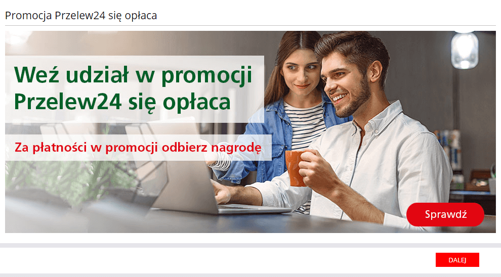 20 zł w BZWBK za skorzystanie z BLIKa - reklamacja, brak wypłaty premii