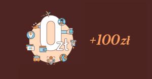 100 zł do Decathlon za założenie bezpłatnego Nest Konta