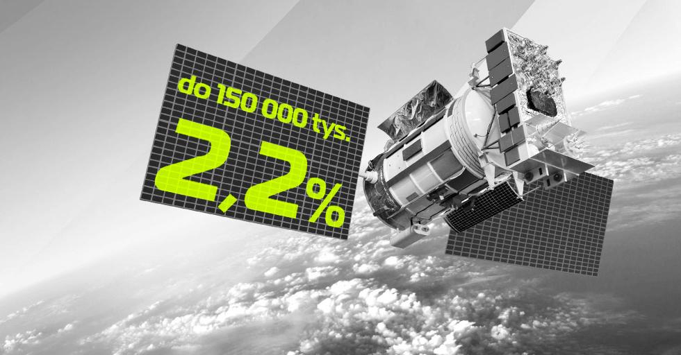 2,2% na rachunku oszczędnościowym Smart w BGŻOptima