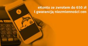 """Nawet 650 zł za założenie eKonta w II edycji promocji """"Lepiej z eKontem"""""""