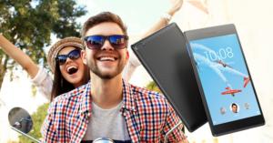 150 zł dla polecającego oraz tablet Lenovo TAB 4 dla wyrabiającego kartę kredytową Citibank w programie poleceń